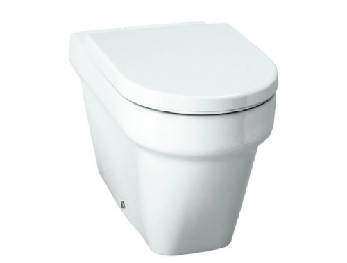 Laufen (8.2167.1) Back To Wall Pan/WC In White